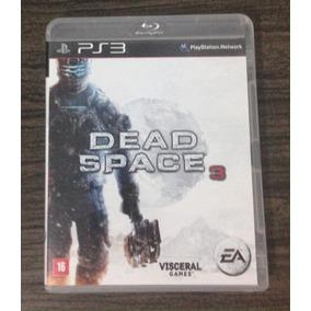 Dead Space 3 Para Ps3, Jogo Original