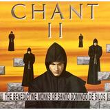Cd Chant Ii The Benedictine Monks Of Santo Domingo De Silos