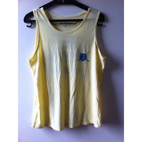 Linda Camiseta Regata Zip Nautica G Original Verão Ps4 Avrai
