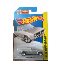 Hot Wheels Volkswagen Caddy Plata Gris Caddy Hot Wheels Gris