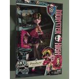 Muneca Monster High- Draculaura- Art Class-o/ Mattel