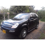 Ssangyong Rexton 2006 4x4 At 2.874 Cc Diesel Full 6 Pasajer