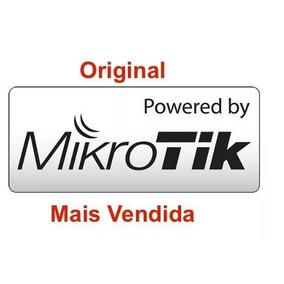 Licença Level 6 Mikrotik Routeros Routerboard Original Rb L6