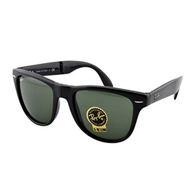 Gafas Ray-ban Rb4105 Folding Wayfarer Square Sunglasses [bl