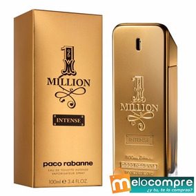 Perfume One Million Paco Rabanne Caballero Mayor Y Detal