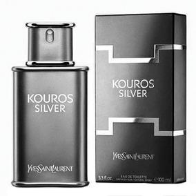 Kouros Silver Eau De Toilette Yves Saint Laurent - 100ml