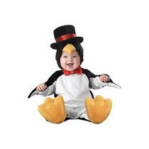 Disfraz Para Niña Traje Del Pingüino Incharacter Bebé De Li