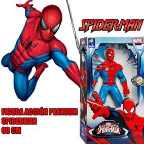 Spiderman, Hulk, Iron Man, Thor, Muñecos Originales Marvel