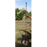 Compactadora Aplanadora Manual 200kg (charallave) Radivic