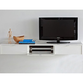 biblioteca de tv mueble de tv lcd flotante de melamina cm
