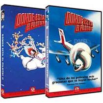 Coleccion Comedia Clasica 2 Dvds Donde Esta El Piloto 1 Y 2