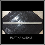 Aplique De Platina Cromada Aveo Lt 2009 Al 2014