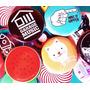 3.2cm Pack 50 Fotobotone Botones Pines Publicitarios Calidad