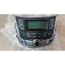 Som Original Hyundai Hb20 Novo Usb Bluetooth Direto Fábrica