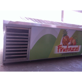 Barra Fría Tipo Mostrador Refrigerada Térmica
