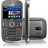 Celular Nokia Asha 302 Desbloqueado 3g + Cartão 2gb