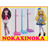 Suporte De Luxo Para Boneca Ever After High * Monster High