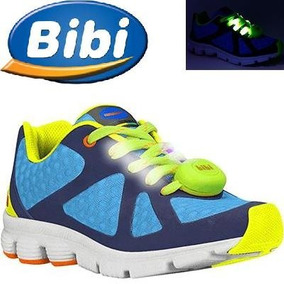 Tênis Bibi Icon Light Com Luz No Cadarço 892005 892004