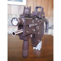Projeto Arma De Papel M4 Ak47 Sniper+brinde Para Montar