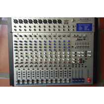 Consola De Sonido De 16 Canales Alto Profesional Y Nueva