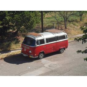 Par De Canastillas Portaequipaje Para Combi Volkswagen