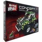Set Mecánico Con Herramientas 165 Piezas Armamec Concept 5