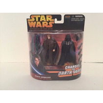 Revenge Of The Sith Anakin Skywalker Changes To Darth Vader