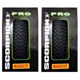 Par Pneu 29 X 2.20 Pirelli Scorpion Pro Kevlar Aps Promoção