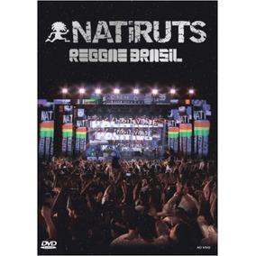 Dvd Natiruts - Reggae Brasil (989809)