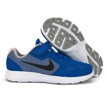 Zapatillas Nike Kids Revolution 3 (psv) Niños 819414-402