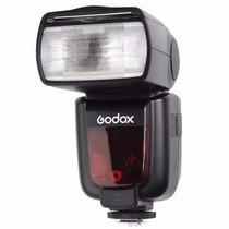 Godox Flash Para Máquinas Fotográficas Nikon Dslr Tt685
