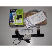 Filtro Uv-c 8w Plus Cleanjump / Osram + Bomba-300l/h 110v