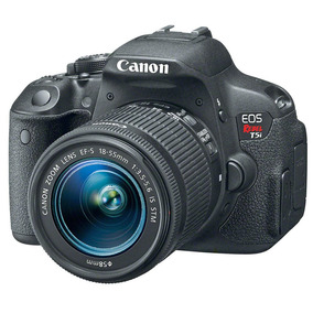 Canon Eos T5i Kit 18-55 Is Full Hd + Bolso + 32 Gb Clase 10