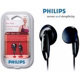 Auriculares Philips Original Tipo Botón She1350 - Polotecno
