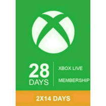 Xbox Live Gold Trial Brasil 1 Mês Cartão Envio Imediato