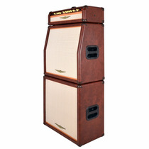 Amplificador P/ Guitarra Oneal Ocg-1202h +gabinetes 412 Mr