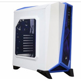 Caja Gabinete Chasis Corsair Carbide Spec Alpha Blaca Azul