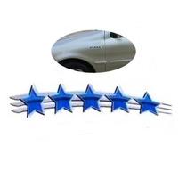 Emblema Resinado Estrela Fiat 25 Anos Esquerdo