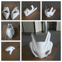 Kit Carenagem Pista Completo Suzuki Srad 1000 2011 Até 2015