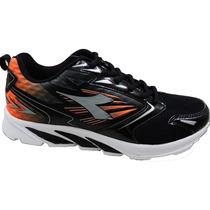 Zapatillas Hombre Para Running Diadora Mod Fulmine