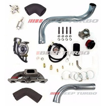 Kit Turbo Renault Clio Logan 1.0 16v Com Turbina T2 Gta