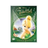 Dvd Tinker Bell: Uma Aventura No Mundo Das Fadas Disney