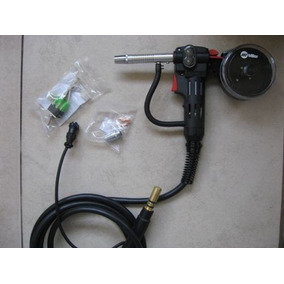 Spool Gun Adaptacion Para Soldar Aluminio Millermatic