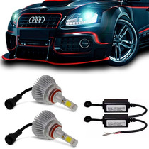 Kit Lampada Led Automotiva Xenon H1 H11 H3 H7 Hb3 Hb4 H27