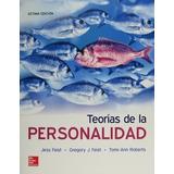 Libro Teorias De La Personalidad / Mcgraw Hill