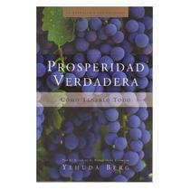Libro Prosperidad Verdadera Cangrejo E.