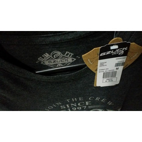 Lote De Polos Gzuck , Element , Billabong , Quiksilver , Dc