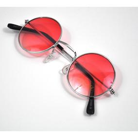 052cacd7fb513 Oculos John Lennon Ozzy Osbourne Vermelho - Óculos no Mercado Livre ...