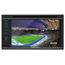 Stereo Auto Pst Positron Sp8720 2 Din Bluetooth Dvd Tv Cd