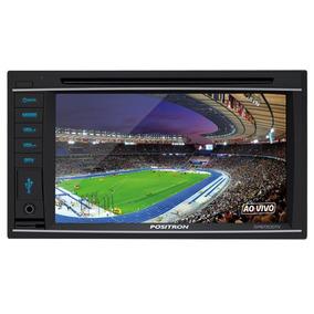 Stereo Auto Pst Positron Sp8720 2 Din Bluetooth Dvd Tv Cd